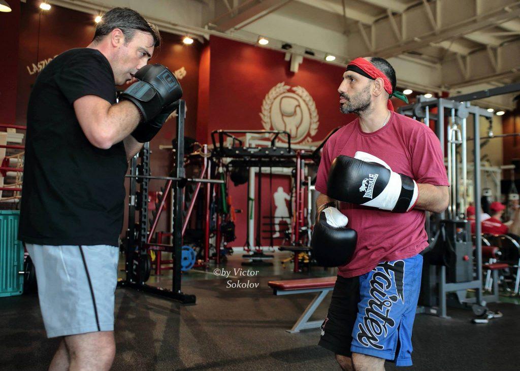 индивидуальные тренировки по боксу